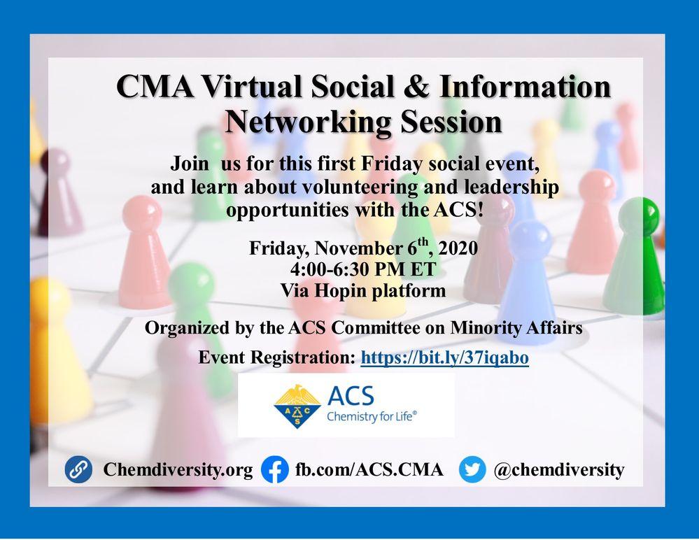 Virtual CMA reception