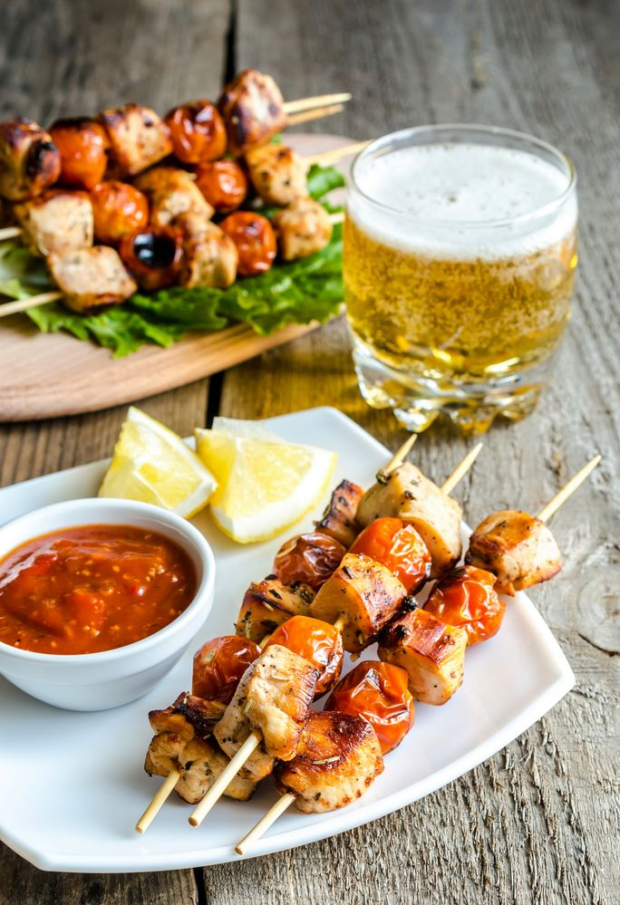 PressPac: Beer marinade for more healthful grilled meats