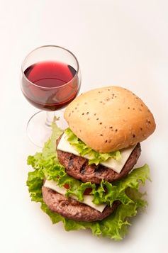 The Food Court: Chewing the fat over good red wine