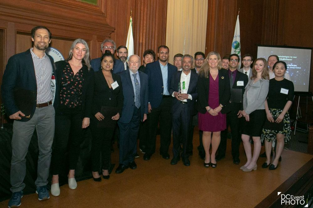 Celebrating the Winners of the 2019 Green Chemistry Challenge Awards