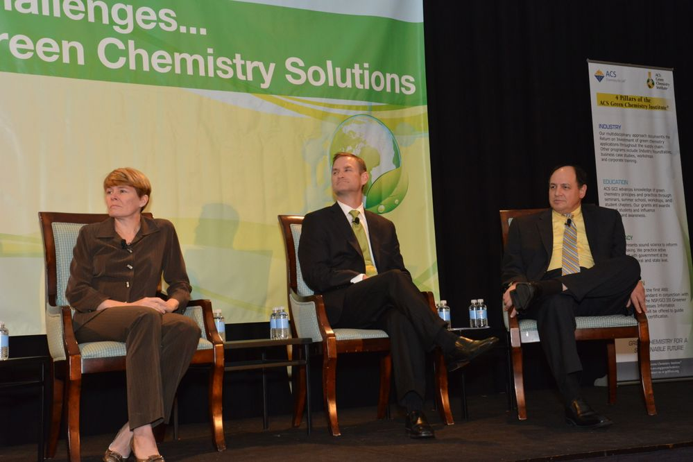 Green Chemistry Conference Global Session