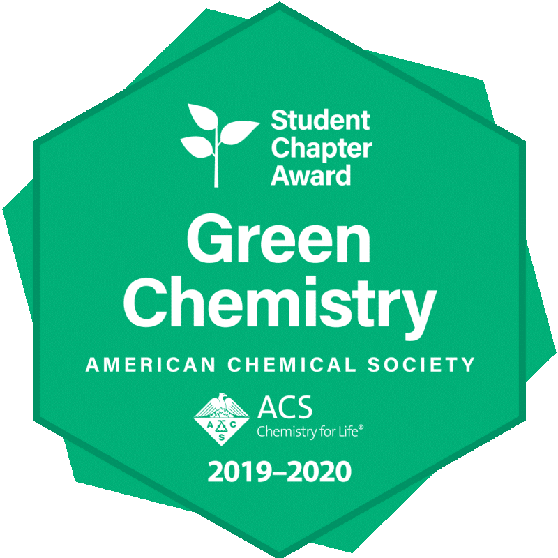 22 ACS Student Chapters Honored with Green Chemistry Awards