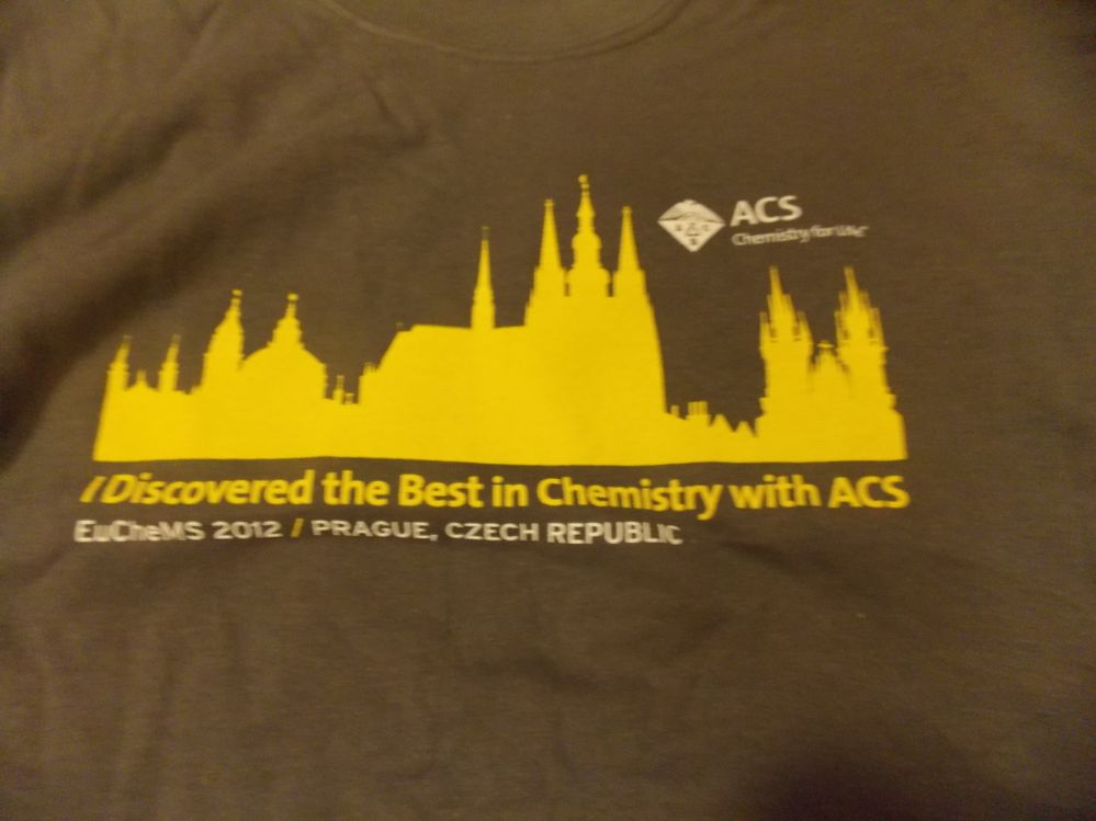 I discovered the best in chemistry with ACS!