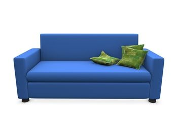 Flowers & Power: Potentially toxic flame retardants found in many home couches