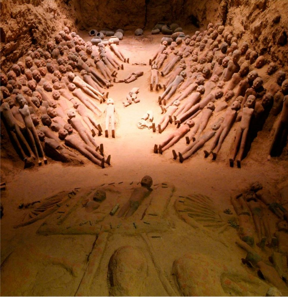 Flowers & Power: Preserving China's famous Terracotta Warriors and other relics