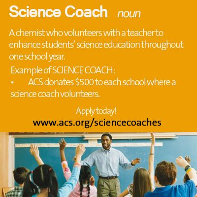 Become a Science Coach