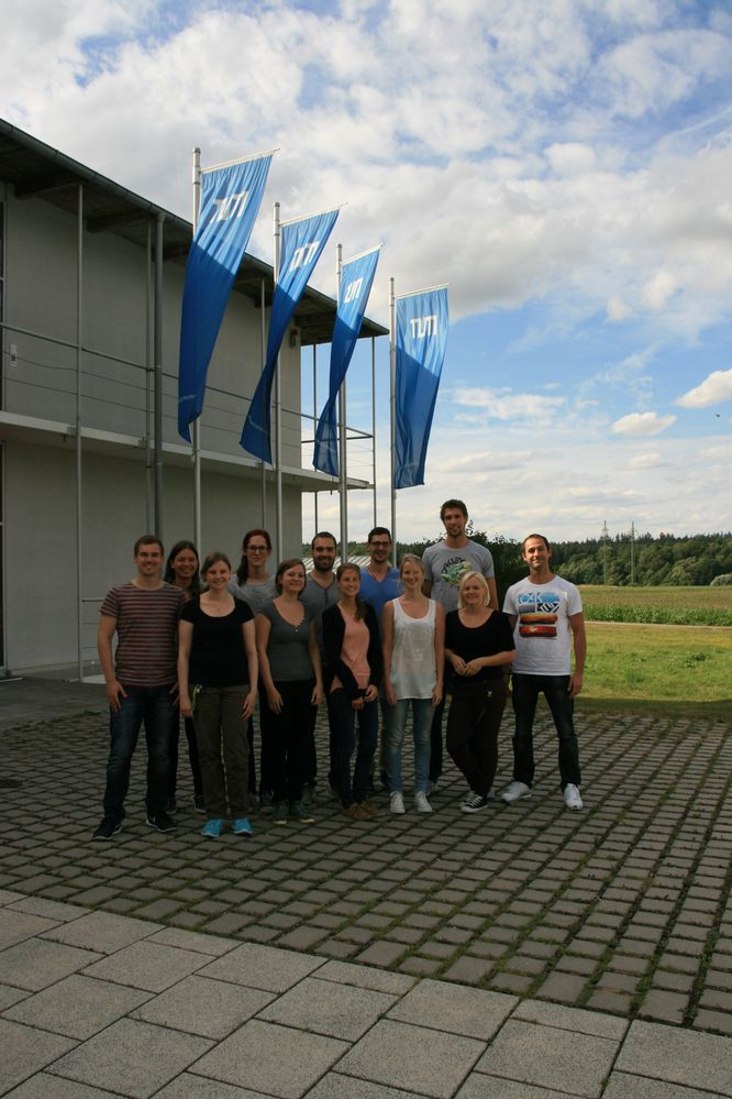 TU München Student Chapter