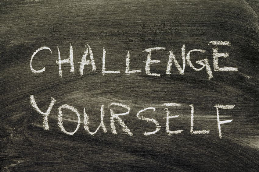 The M.I. Factor- Challenge Yourself!
