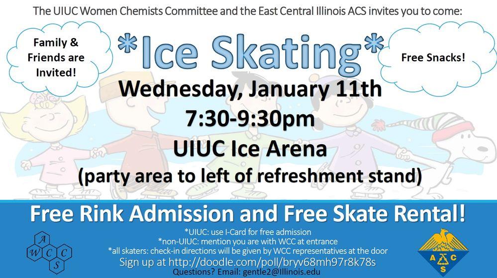 2017 ECI-WCC Ice Skating