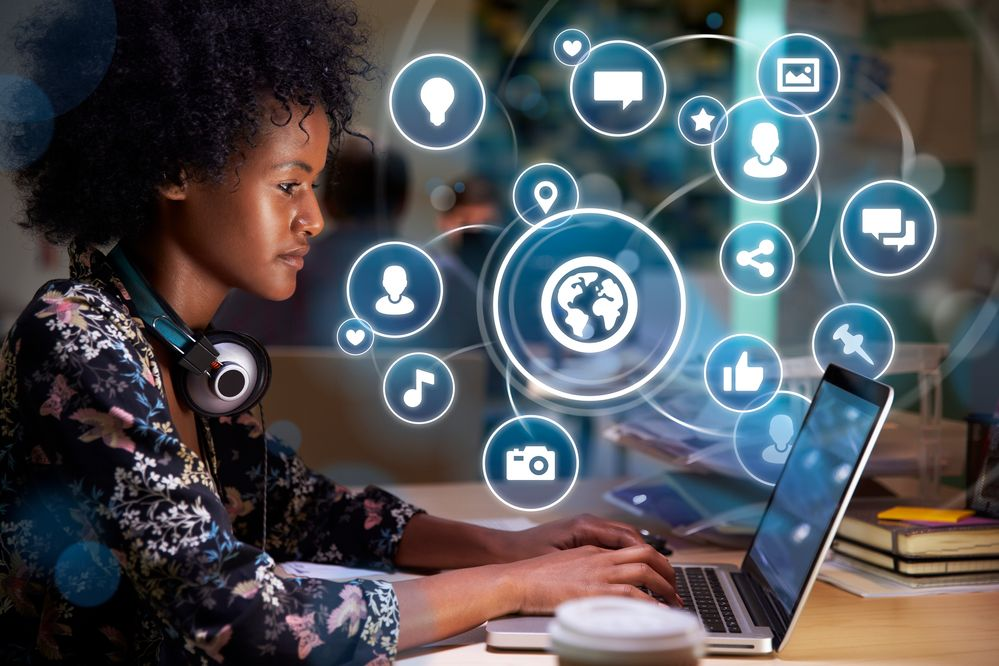 Tips to effectively participate in a virtual networking event
