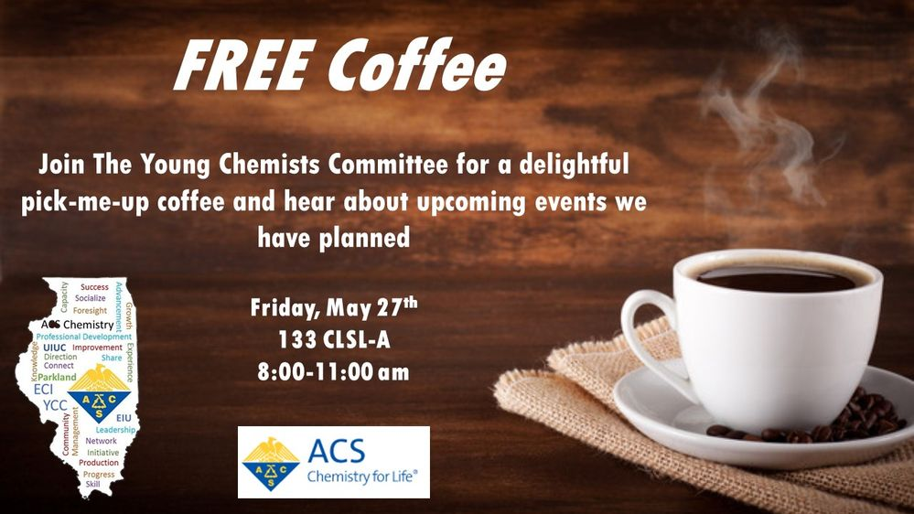 Coffee Informational Meeting with YCC