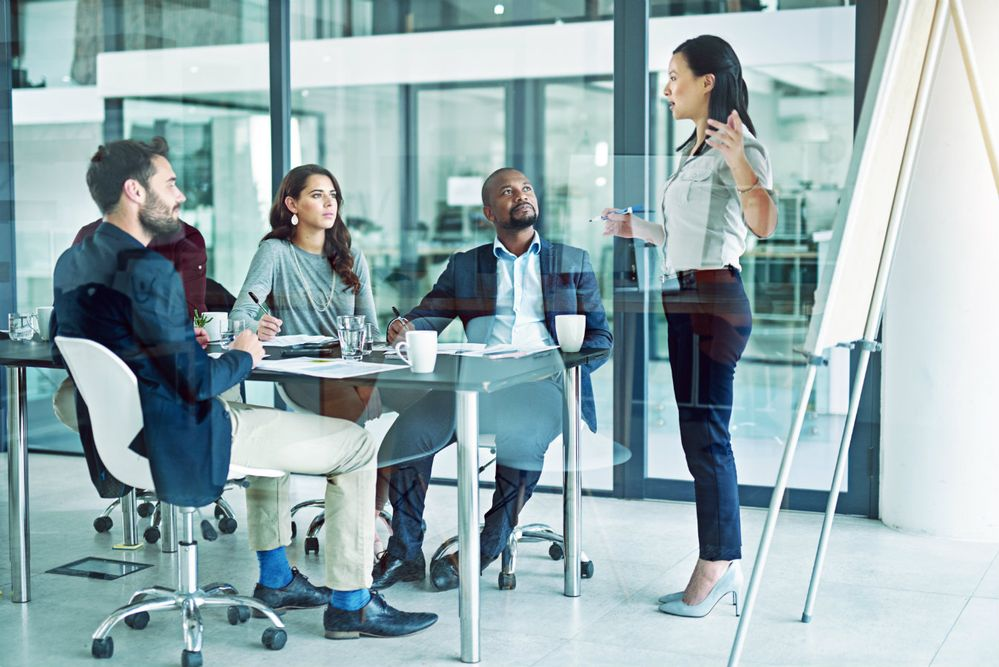 4 Benefits of Delivering an Interview Presentation