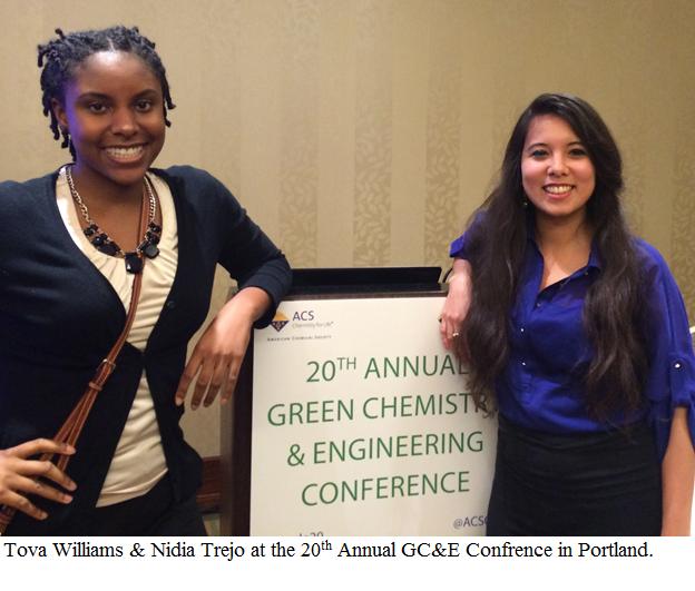 Thank You, ACS: 2016 GC&E Conference Reflections
