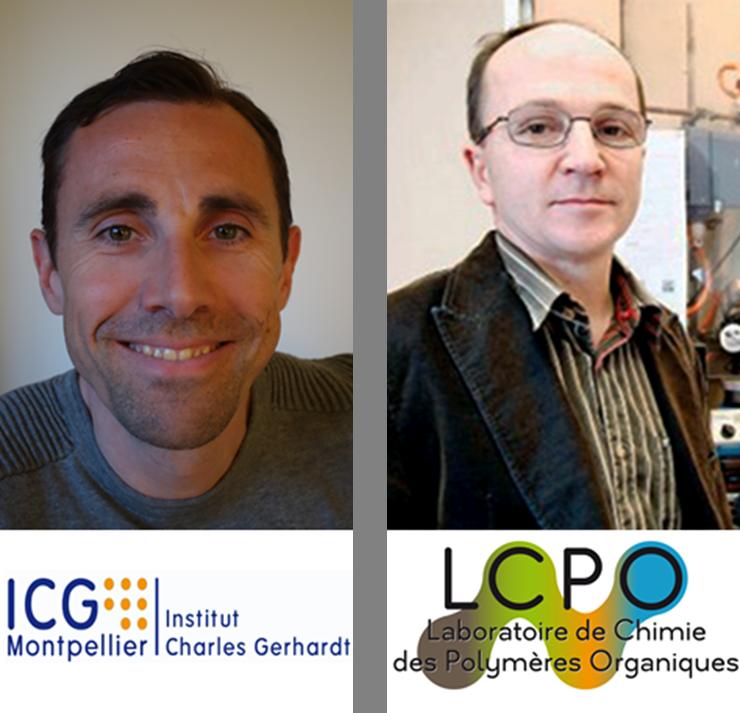 Featured GC&E Organizers: Sylvain Caillol, University of Montpellier & Henri Cramail, University of Bordeaux