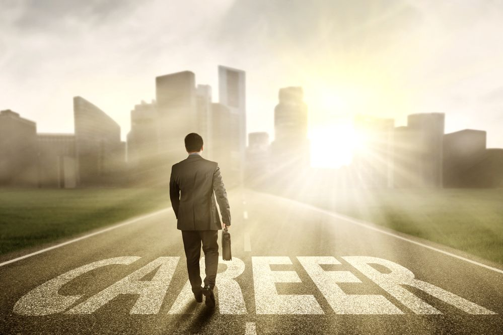 5 Steps to Dictating Your Own Career Path