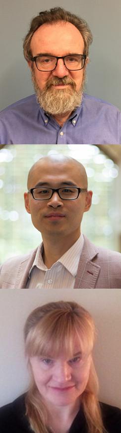 Featured GC&E Organizer: Hans Plugge, 3E Company; Longzhu Shen, Yale University; and Alexandra Maertens, Johns Hopkins School of Public Health