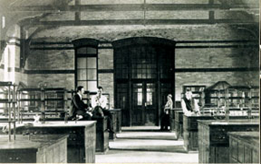 Our Pioneers in Chemistry Teaching:  Or How College Chemistry Education  Came to the LVACS