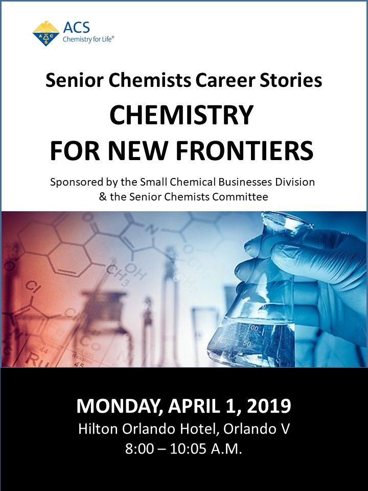 Senior Career Stories: Chemistry for New Frontiers