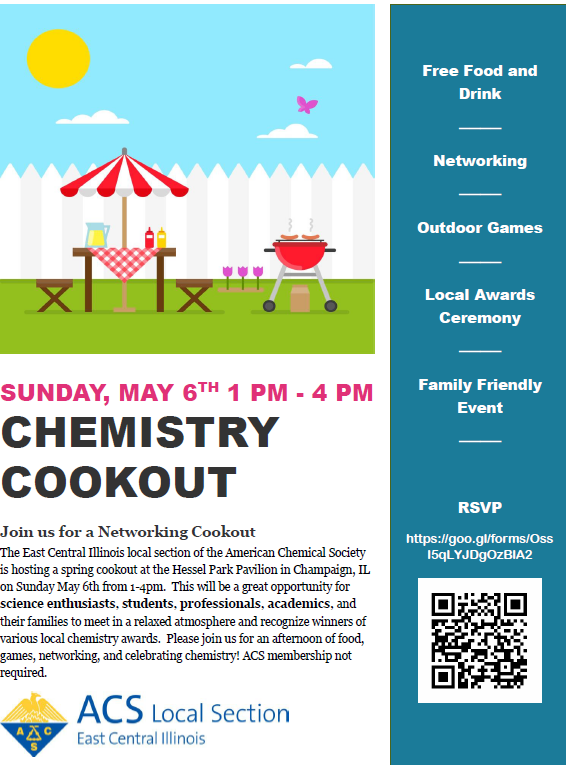 ACS Chemistry Cookout