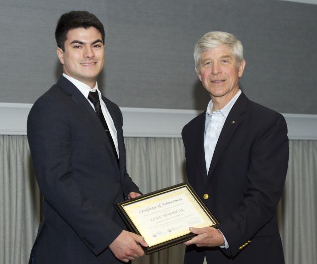 2018 Joseph Breen Memorial Fellowship Award Winners