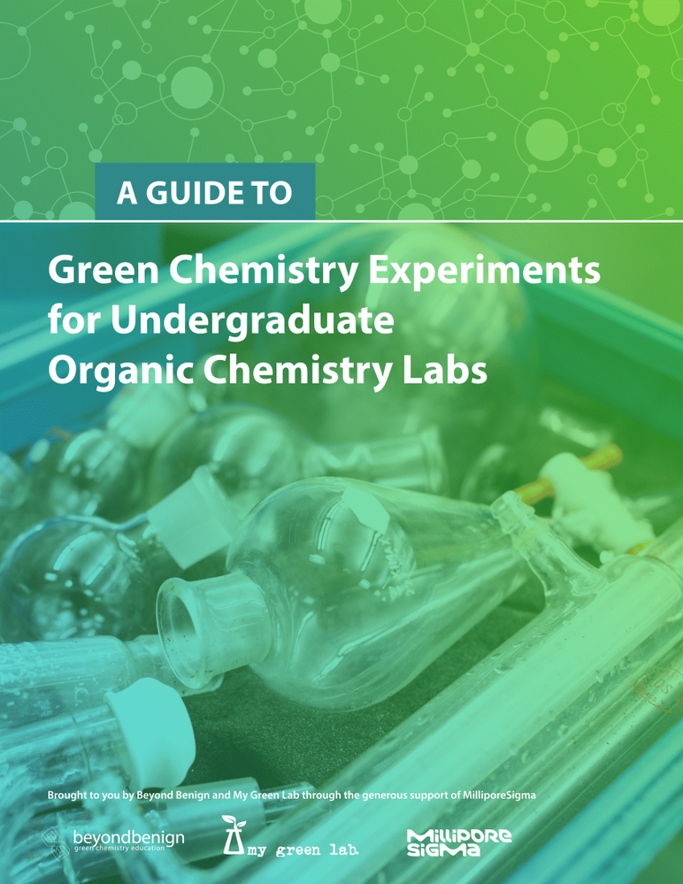 Simplifying the Switch to Green Chemistry